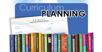 Family Curriculum Planning Worksheet